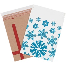 Holiday Print Flat Mailers