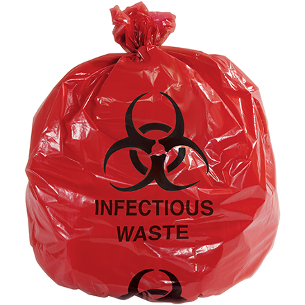 Infectious Waste Trash Liner